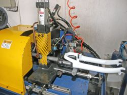 13 Fork Treating Machine